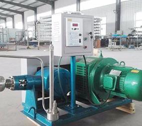 低温液体泵的特点及其应用